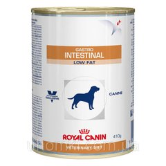 Royal Canin Gastro Intestinal Low Fat консерва для собак (410 г)