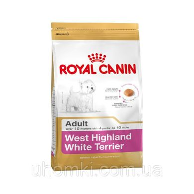Royal Canin West Highland White Terrier 21 (0,5 кг)