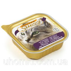 MISTER STUZZY Cat Tuna ШТУЗИ ТУНЕЦ корм для кошек, паштет, 100г