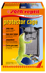Sera Reptil protector cage - захисна сітка на лампи